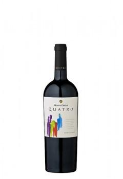 Quatro – CS/Carmenére/SY/Malbec - 2011