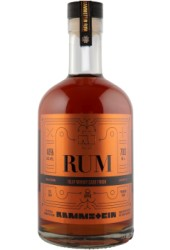 Rammstein Islay Whisky Cask Finish Rum