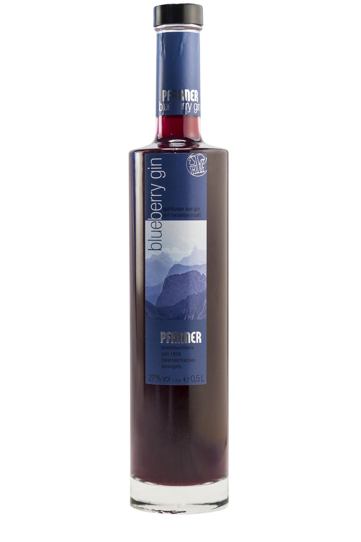 Blueberry Gin 27% - Pfanner & Gutmann Getränke GmbH