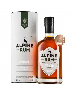 Alpine Rum aus Vorarlberg