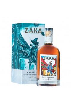 Zaka Mauritius Rum 42% 7Y