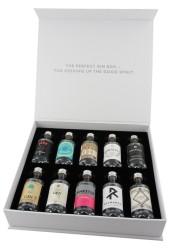 The Gin Box - World Gin Tour 10 x