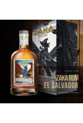 Zaka Rum El Salvador limited Edition 42%