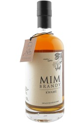 MIM Cashew Brandy Kwame 44%