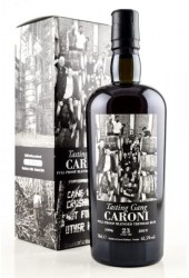 Caroni Guyana 23 Years 1996/2019 Tasting Gang Blend 63,5%