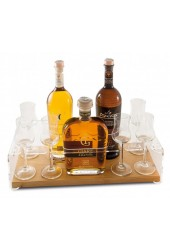 Marzadro Grappa Flight Kit 6 x 0,7l 41%
