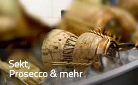 Sekt, Prosecco & mehr